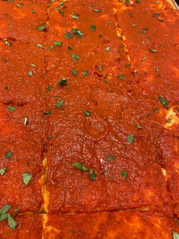boaggios tomato pie