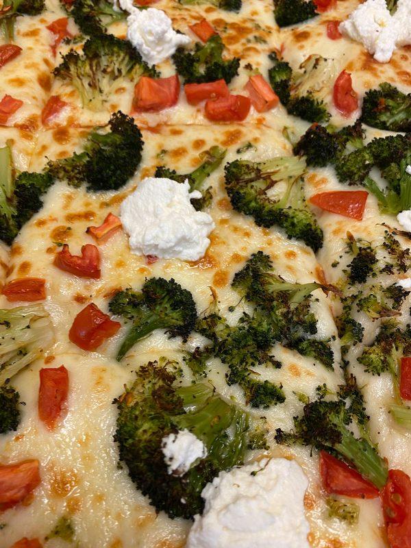boaggios florentine pizza