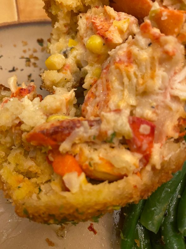 boaggios lobster cakes