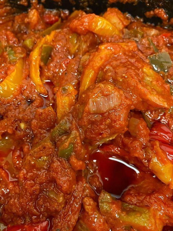 boaggios sausage scallopine