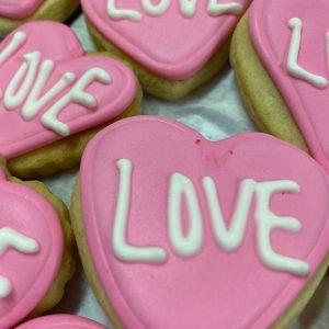 boaggios valentines cookies