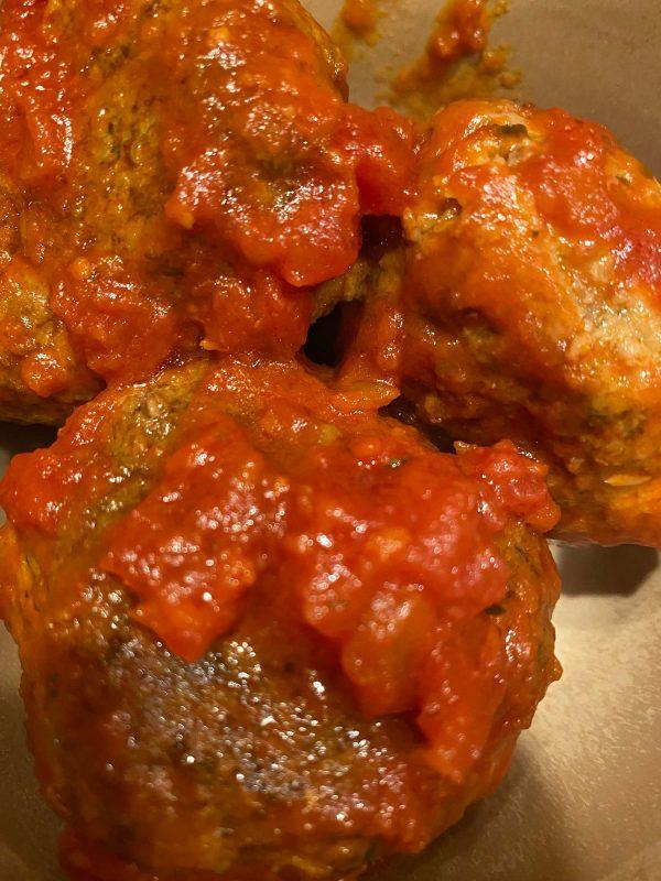 meatballs red