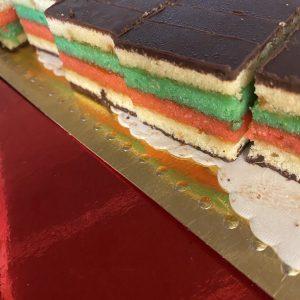 boaggios rainbow cookies