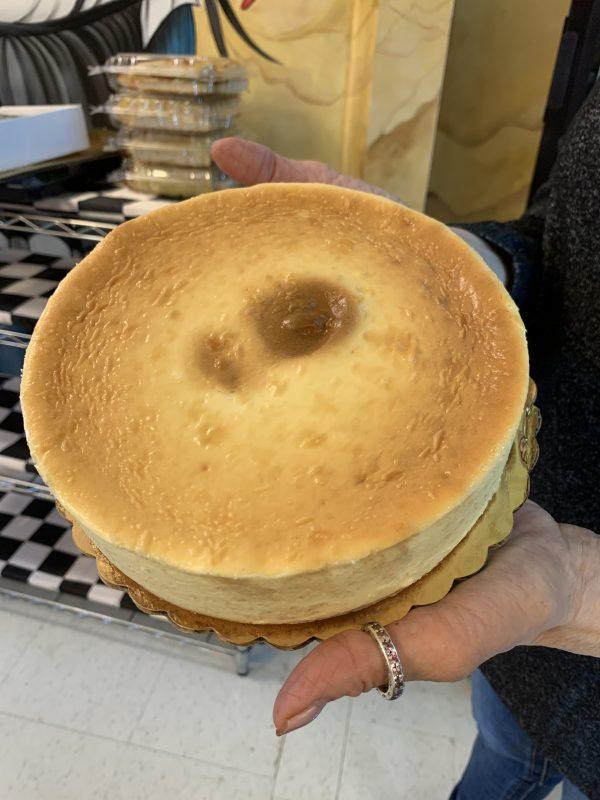 Boaggios NY cheesecake