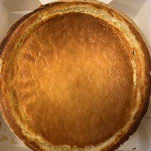 Boaggios ricotta cheesecake